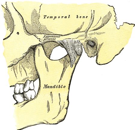jawbone deterioration